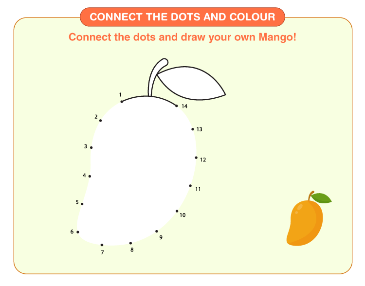 Connect the Dots Worksheets 6