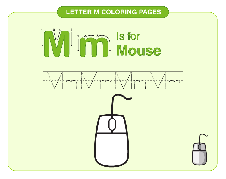 letter M coloring page 2 1